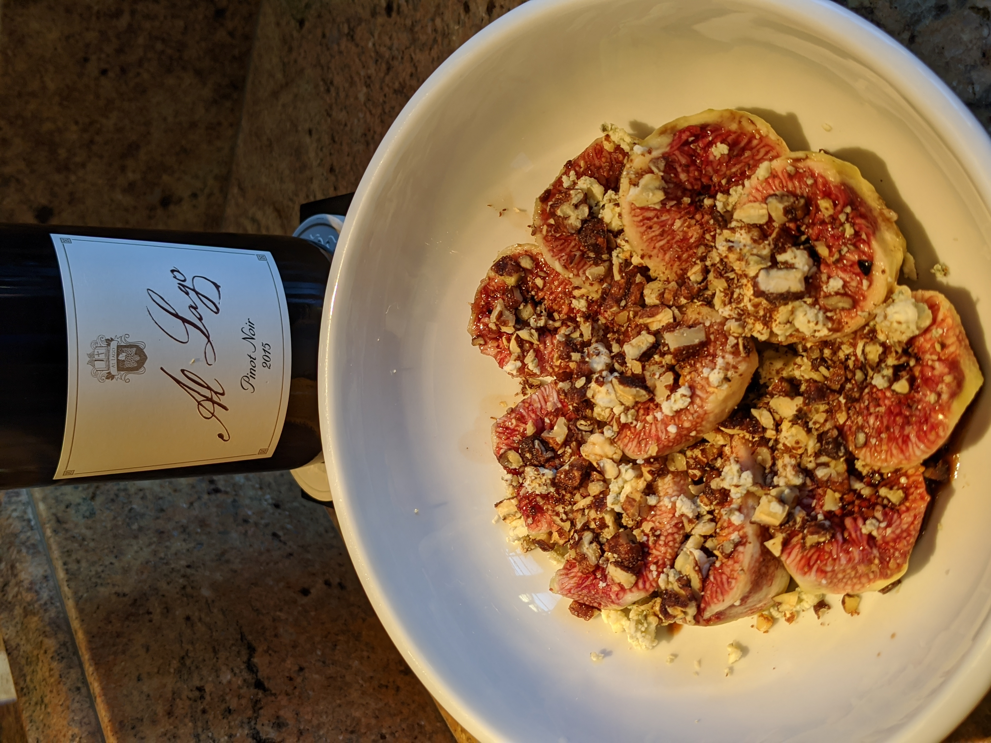 Fresh Fig Appetizer recipe image