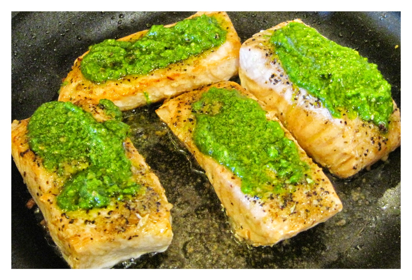 Pesto Sauce recipe image